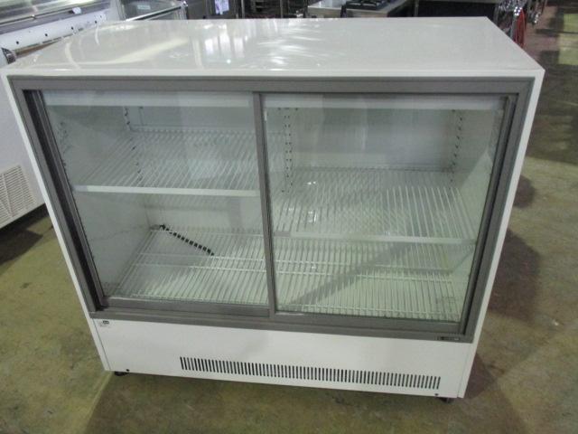 MU 184XB C 東京 にて 厨房機器 サンデン 冷蔵ショーケース を 買取 いたしました。