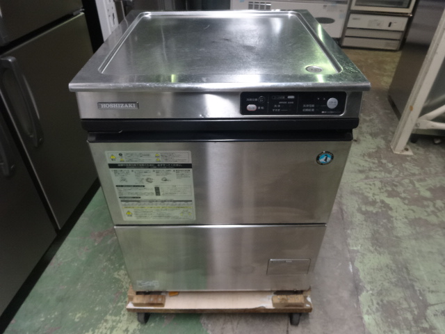 JWE 400TUA 東京 にて、厨房機器 ホシザキ製食器洗浄機を買取致しました