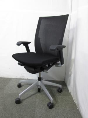 KE 867JB 愛知にて、オフィス家具 イトーキ 肘付きヴェントチェアを買取いたしました。