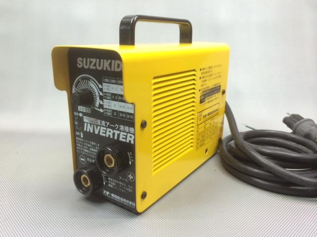 SIM 80 岐阜にて 工具、スター電器 SUZUKID 80A直流インバータ溶接機を買い取りいたしました。