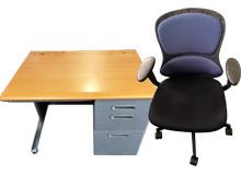 haiban オフィス家具の買取