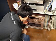 audio huruimono オーディオ機器買取