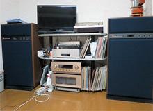 audio ugokanai オーディオ機器買取
