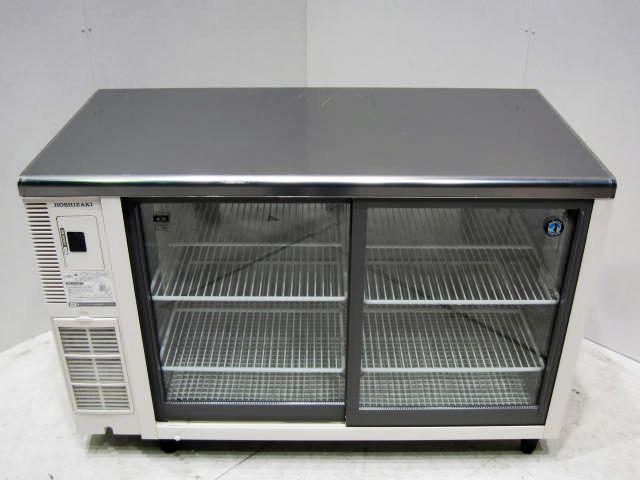 RTS 120SNB2 横浜にて、厨房機器 ホシザキ テーブル形冷蔵ショーケースRTS 120SNB2を買取いたしました。