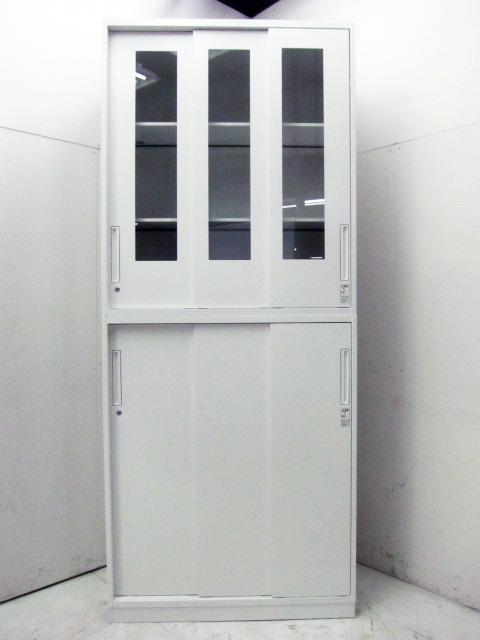 BWUH HGV359SAWN 東京にて オフィス家具 コクヨスライド上下書庫エディアシリーズを買取いたしました。