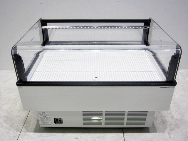 SAR ES120FE 東京にて、厨房機器 サンヨー 平型オープン冷蔵ショーケースSAR ES120FEを買取いたしました。