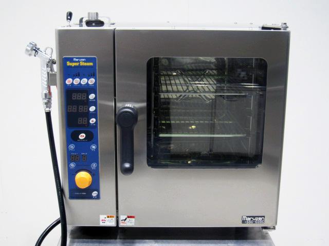 SSC 03SC 東京にて、厨房機器 マルゼンスチームコンベクションオーブンSSC 03SCを買取いたしました。