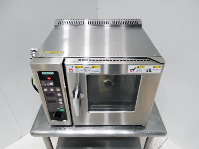 TSCO 2EB 横浜にて、厨房機器 タニコー小型スチームコンベクションオーブンTSCO 2EBを買取いたしました。
