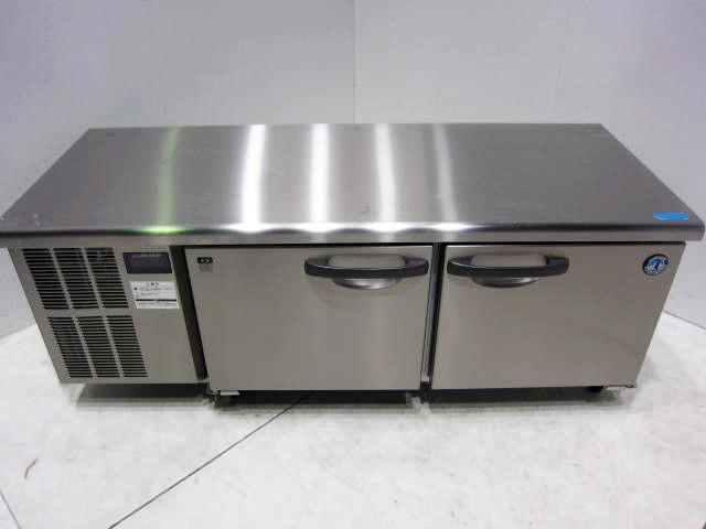RL 150SNC 東京にて、厨房機器 ホシザキ 冷蔵低コールドテーブルRL 150SNCを買取いたしました。