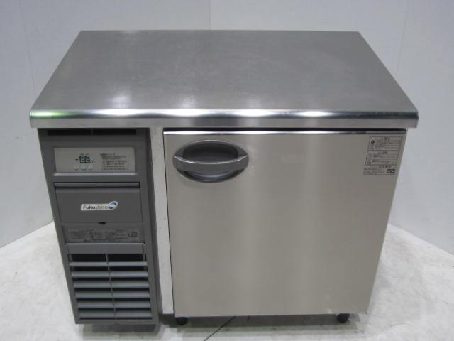 YRC 090RM 東京にて、厨房機器 フクシマ工業 1ドア冷蔵コールドテーブルYRC 090RMを買取いたしました。