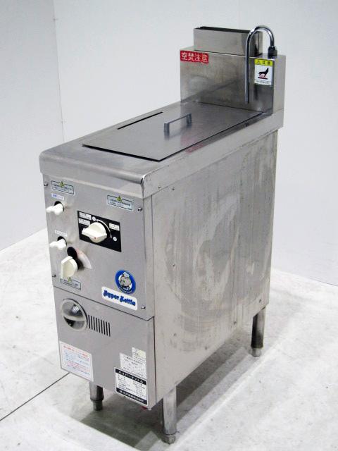 KHK 103GD 横浜にて、厨房機器 北沢産業 茹麺機ハイパーケトルを買取いたしました。