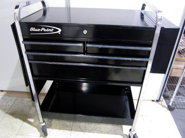KRBC7TDPC 横浜にて、工具 横浜にて、ブルーポイント ロールカートKRBC7TDPCを買取致しました。