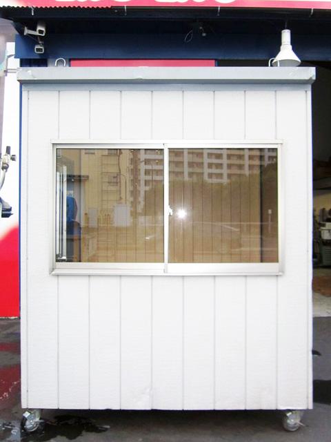 prehub 横浜にて、工具 横浜にて、一坪プレハブを買取致しました。